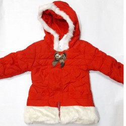 Red X-Mas Santa Claus Jacket