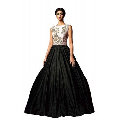 Black Gown for Party