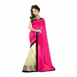 WE0045: Georgette Saree...