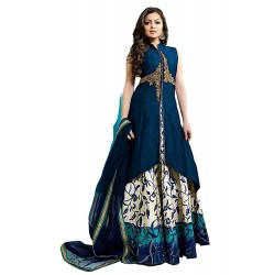 WE0053: Party wear salwar...