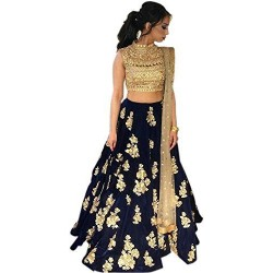 WE0091: Bollywood Navy Blue...