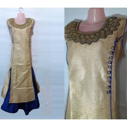 WE0098: Skirt Kurta/ Lehenga