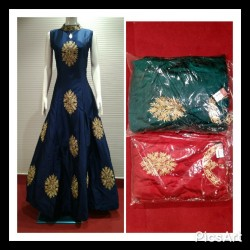 Long Gown/ Kurta set
