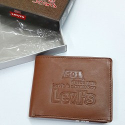 Levi's Light Brown Leather...